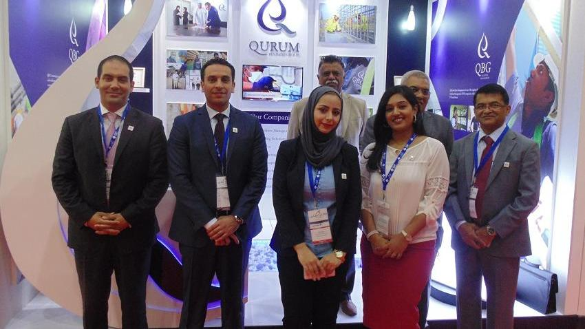 QBG Unveils Latest Business Management Solutions At CityScape 2015