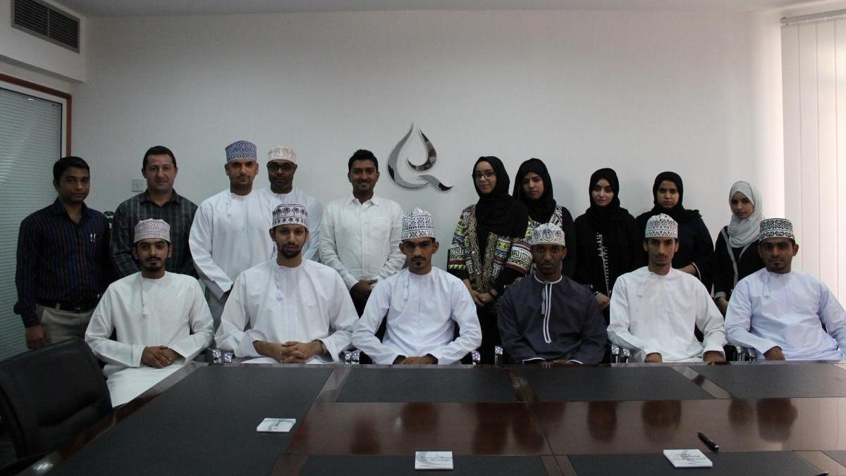 QBG Echoes Empowers Omani Students With Annual Internship Program
