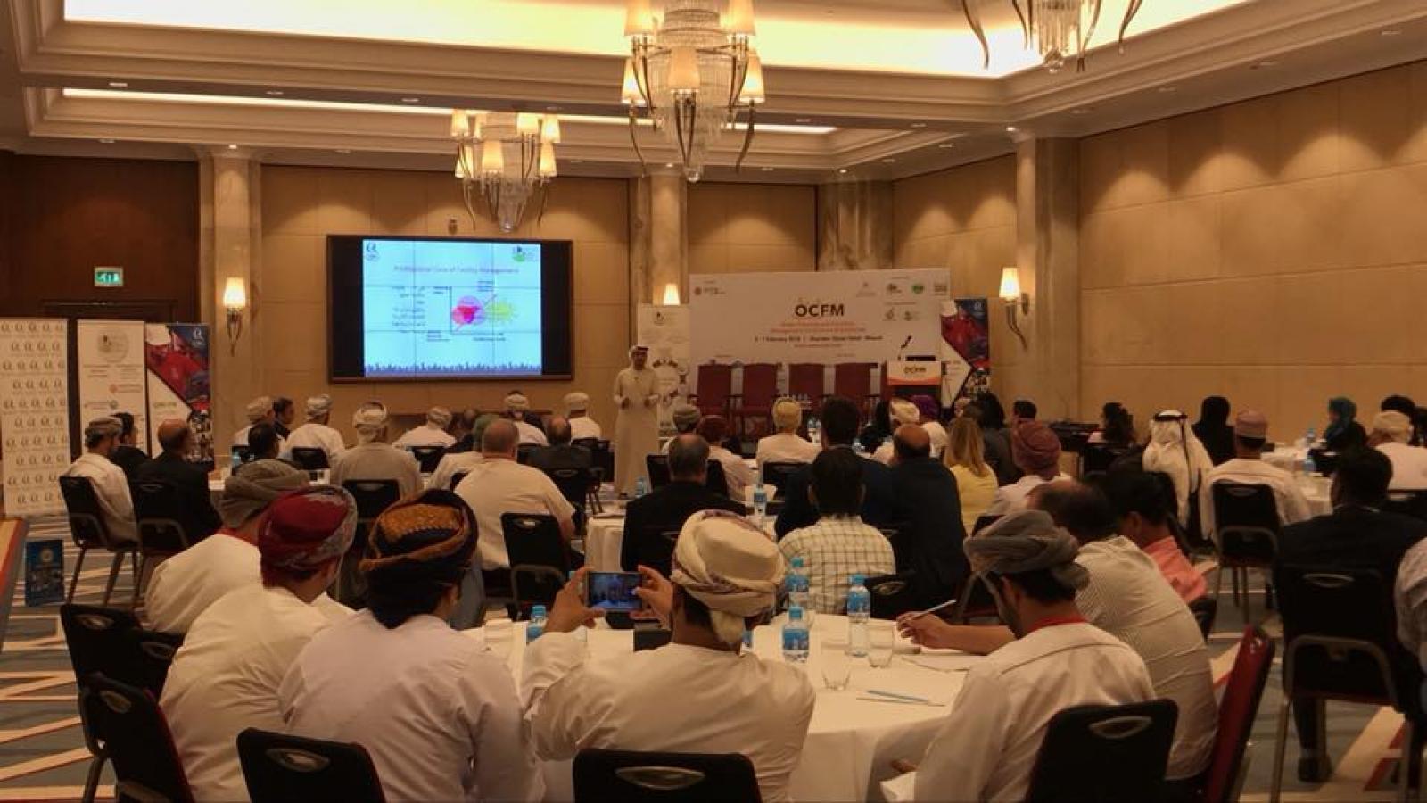 Qurum Business Group sponsors MEFMA workshop in Oman