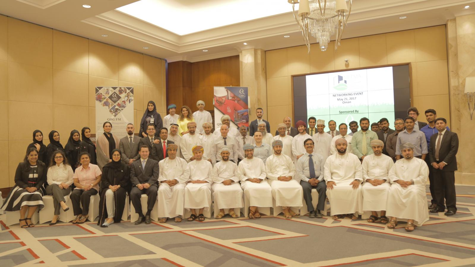 QBG Facilities Management Sponsors MEFMA