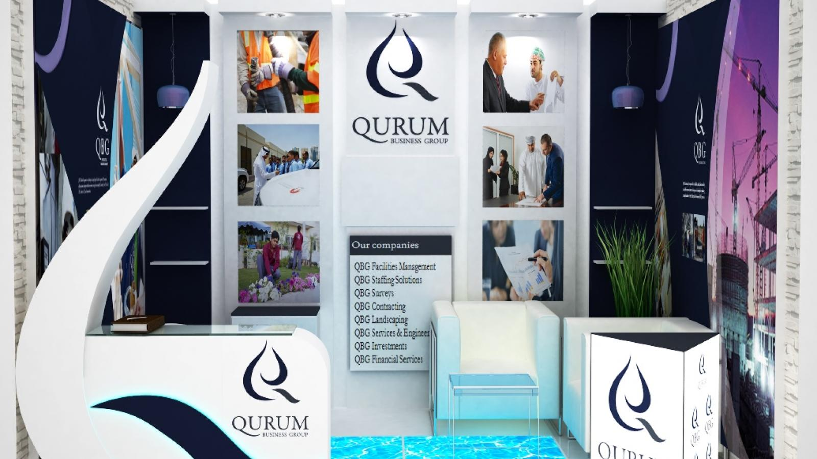 Qurum Business Group Gears Up For Cityscape Global 2015