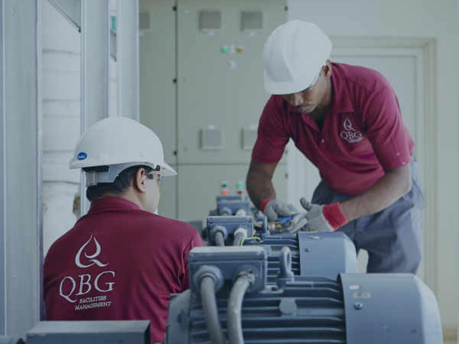 QBG Facilities Management Group